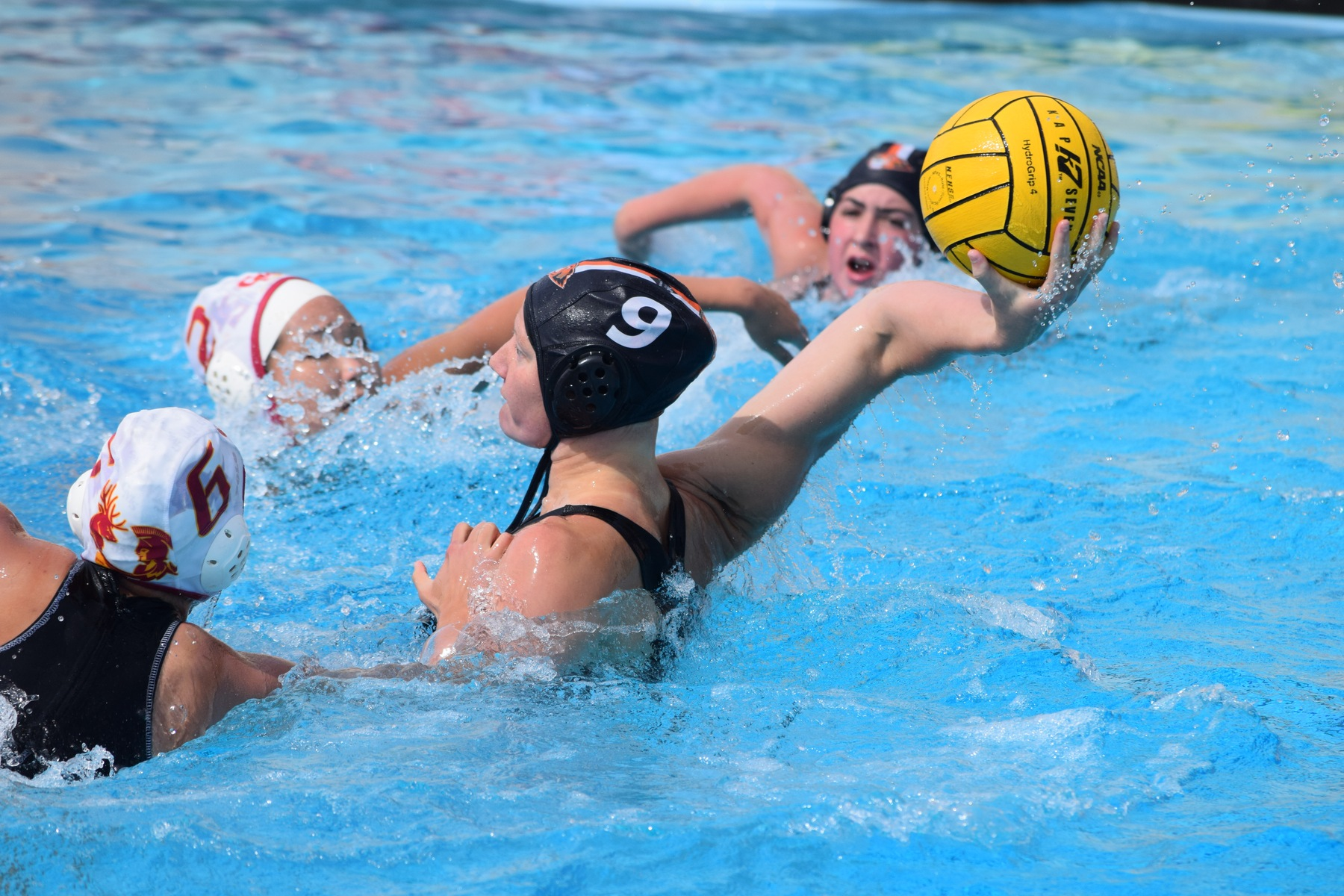 Late Women's Polo Rally Just Short at Oxy