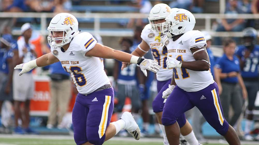 Golden Eagles staying focused as they look to improve on 4-1 start at Southeast Missouri