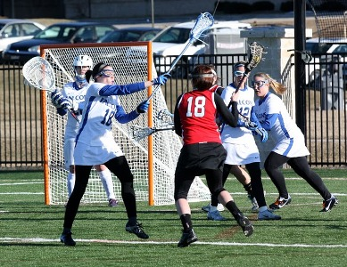 Women's lacrosse shut out by Carthage 17-0