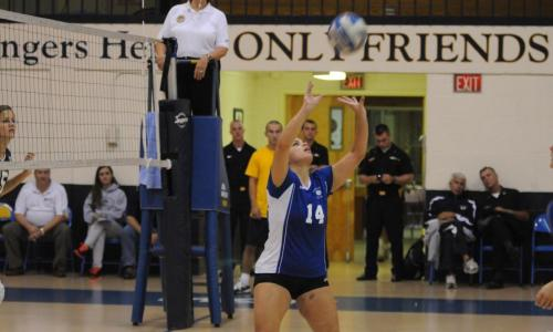 Volleyball Wins Fourth Straight