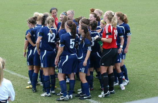 UMW Women's Soccer Falls at #21 TCNJ, 5-0