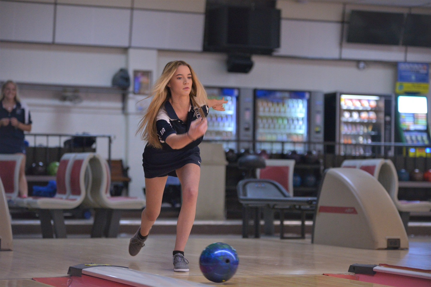 Bearcats Too Much for Behrend Bowling