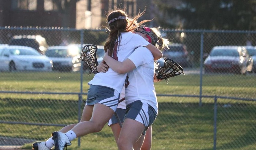 Women's Lacrosse Clinches Win Against Puget Sound
