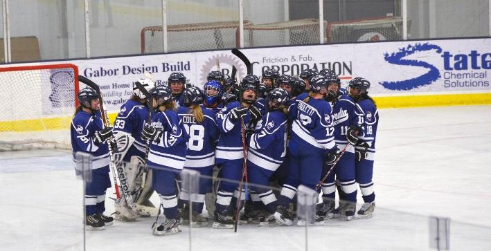 Women's Hockey picked fifth in NCHA Preseason Poll