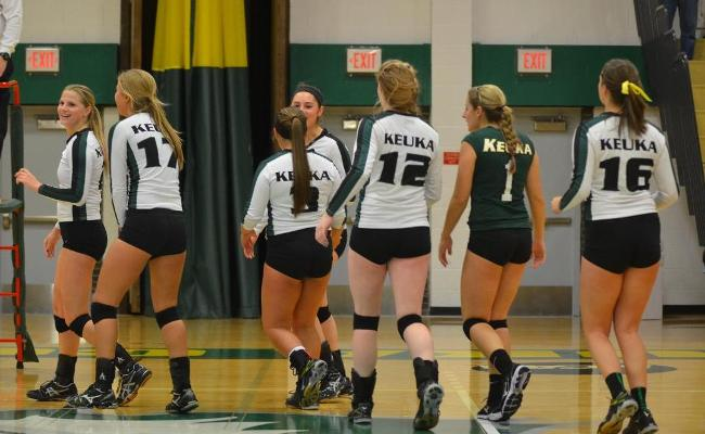 Keuka College Ends NEAC Schedule with Win