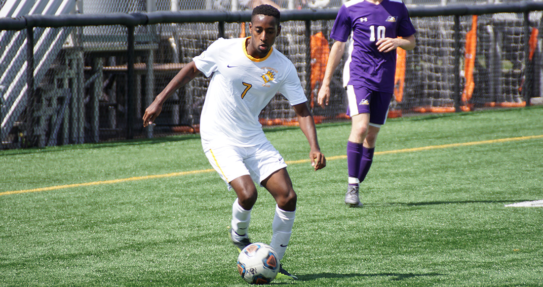 Ohio Dominican Blanks Ashland on the Road