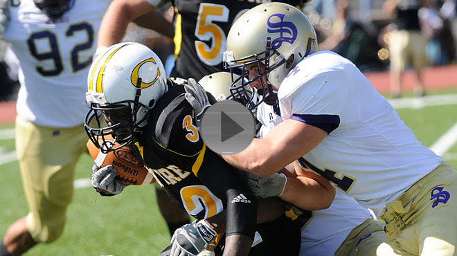 SCAC Football Week 6 - Video Recap