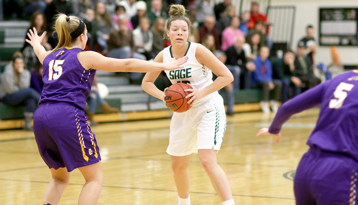 Sage women's basketball team ready for the new season