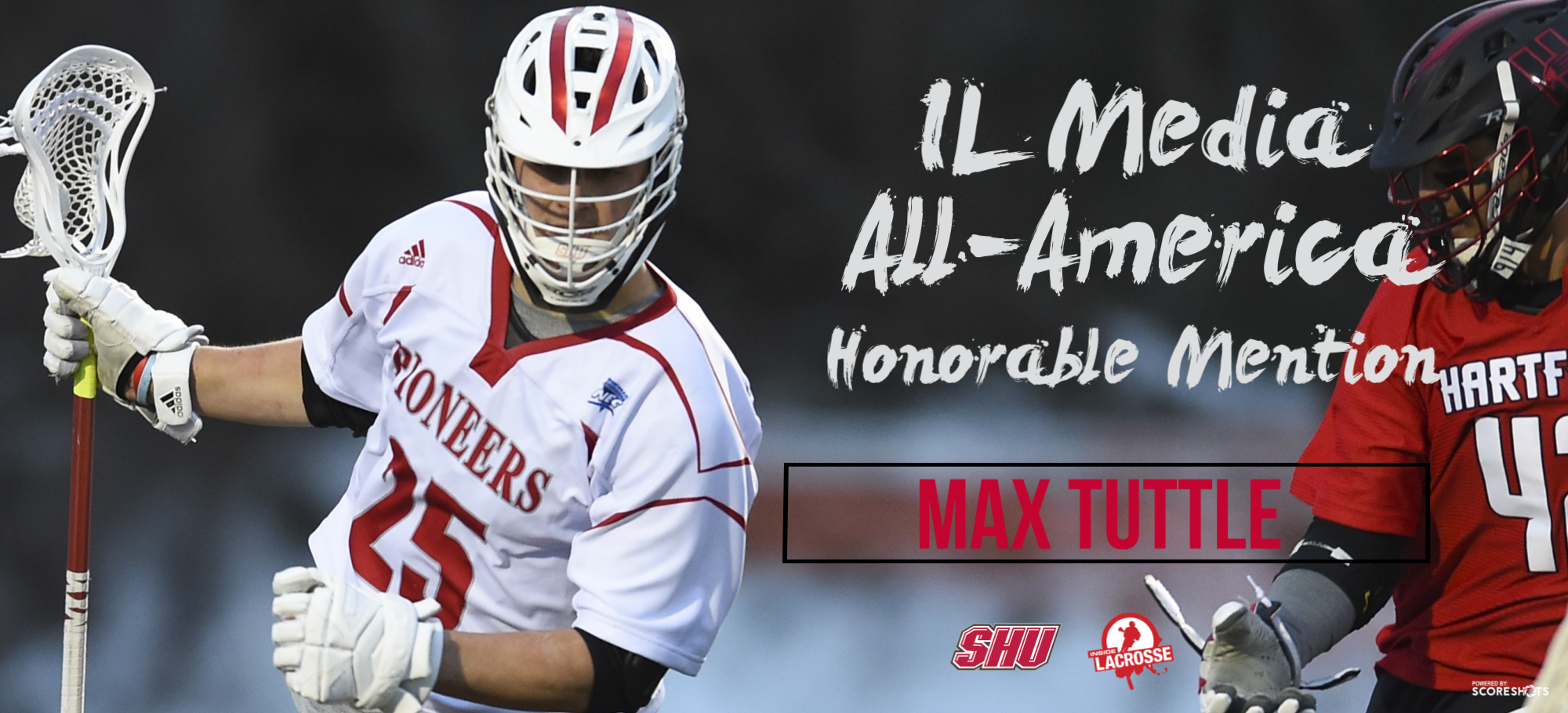 Tuttle Named IL Media All-America Honorable Mention