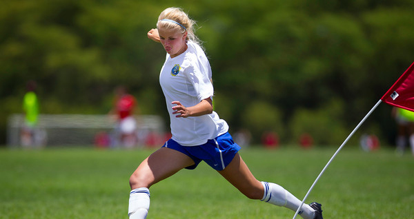Meet the Future of Bronco Women's Soccer: Sydney Myers