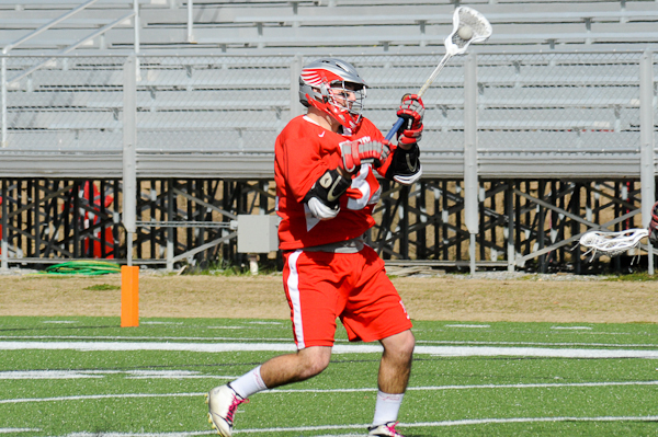 Huntingdon men's lacrosse sets new program record for wins in a season