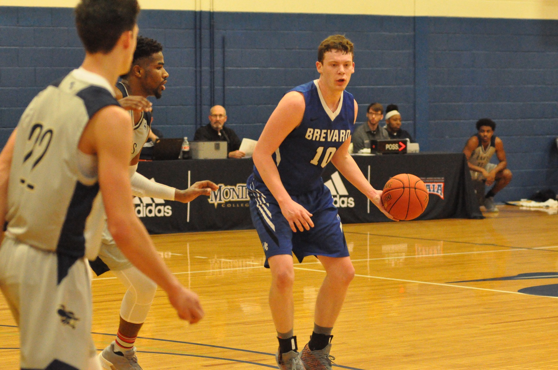 Montreat Tops Brevard on New Year's Eve