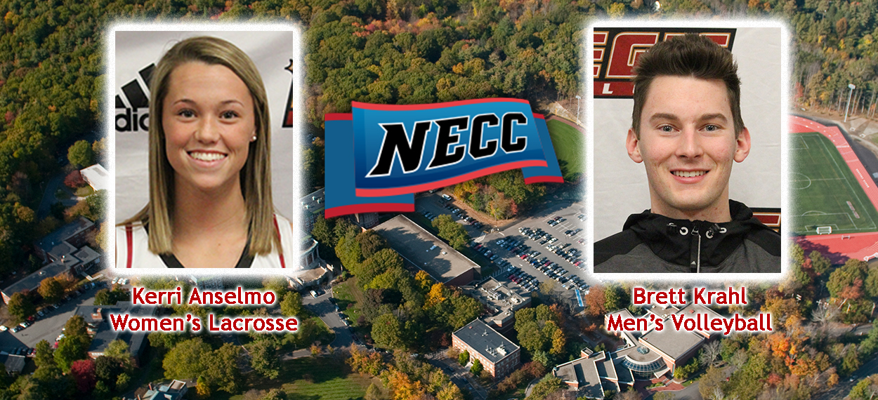 Anselmo & Krahl Pick Up NECC Weekly Honors