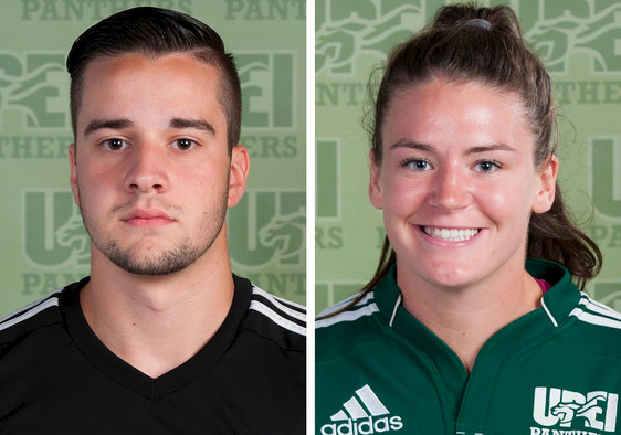 UPEI announces the Panther Subway Athletes of the Week, October 8–15