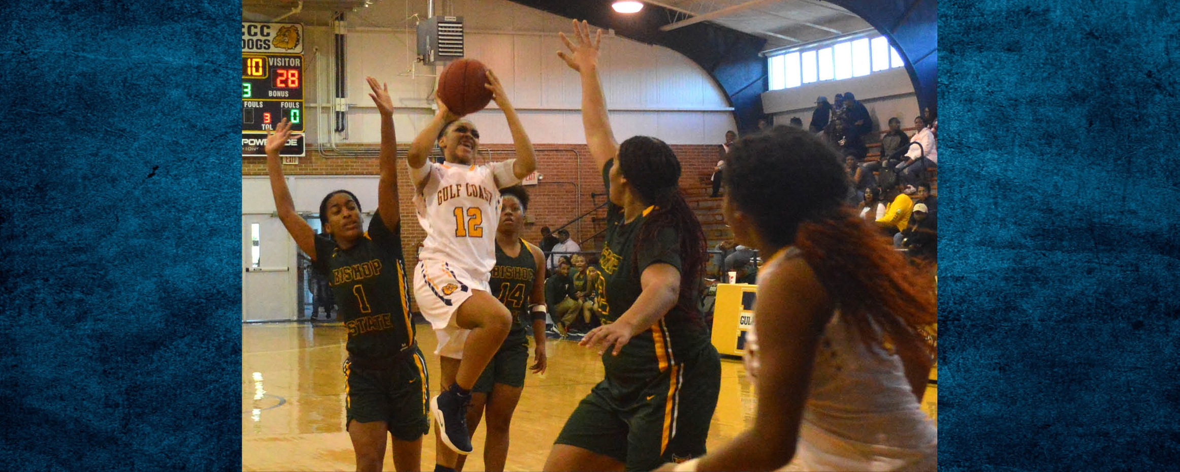 Lady Bulldogs try to strengthen hold on 2nd