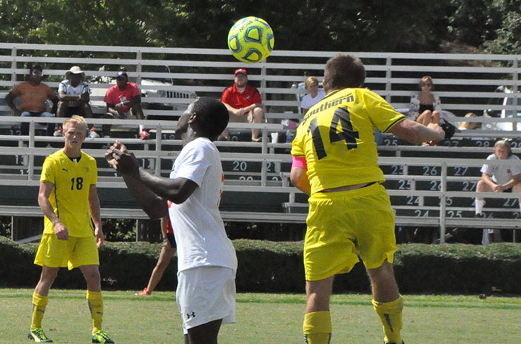 Men's Soccer: Birmingham-Southern edges Panthers 2-1 with second half goal