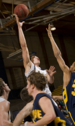 Last Second Shot Doesn't Fall, Gauchos Lose Thriller to Cal State Northridge, 72-70