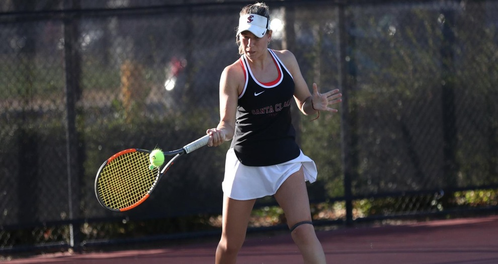 Women's Tennis Downs San Francisco, 4-2, on Saturday