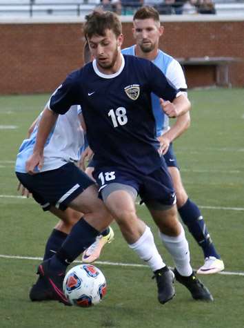 Emory & Henry Men's Soccer Sees Two Named To The All-ODAC Teams