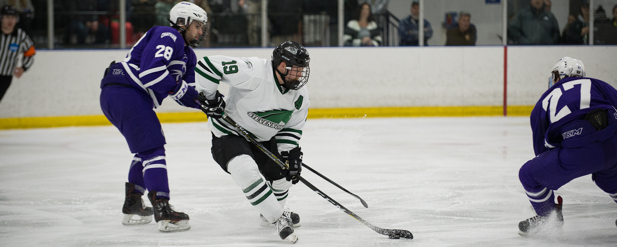 Watt Records Four Points in Mustangs 7-1 UCHC Victory Over Chatham