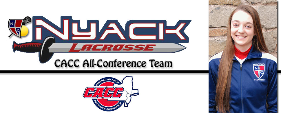 CACC Player of the Week, Lauren Lebo, Selected To 2014 All-Conference Team