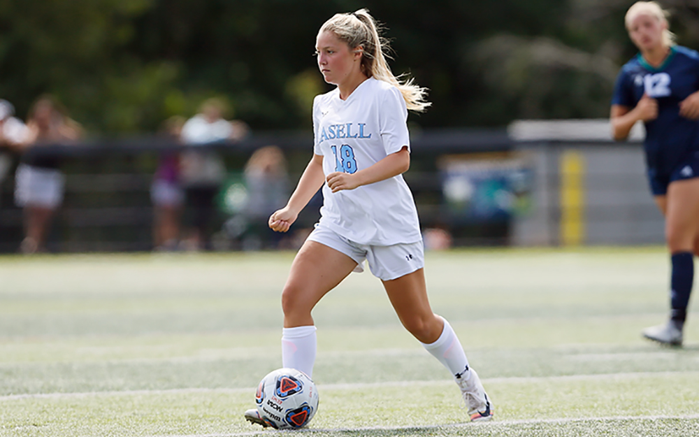 WSOC: Tufts powers past Lasell