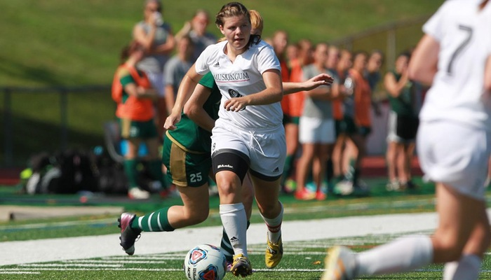 McKell, O'Dell and Waite named captains for women's soccer