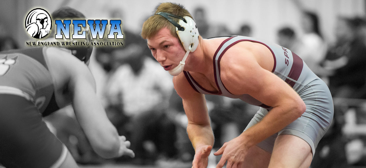 Joseph Selected as NEWA Wrestler of the Week