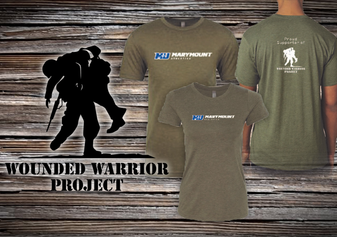 Wildenhain, Sports Medicine selling military-inspired t-shirts for Wounded Warrior Project