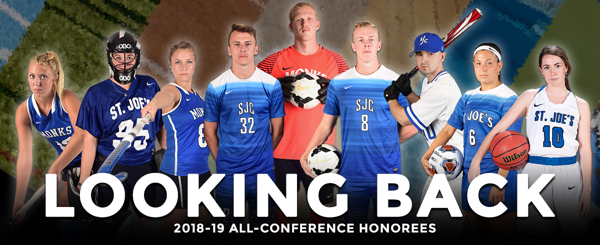 LOOKING BACK #1: 2018-19 ALL-CONFERENCE HONOREES