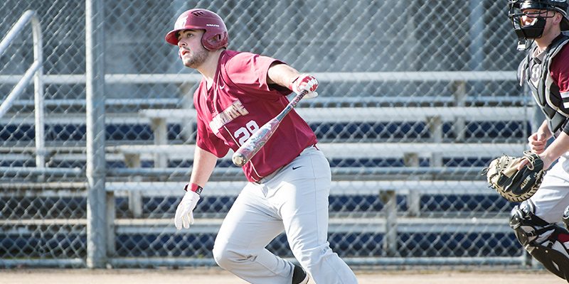Pursell and Hudd Smack Homers to Help Bearcats Roll Past Boxers, 9-3