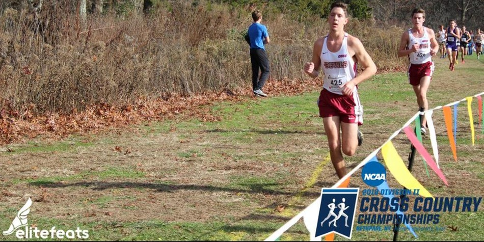 Young Men's Cross Country Team Gets First Experience of NCAA Regionals