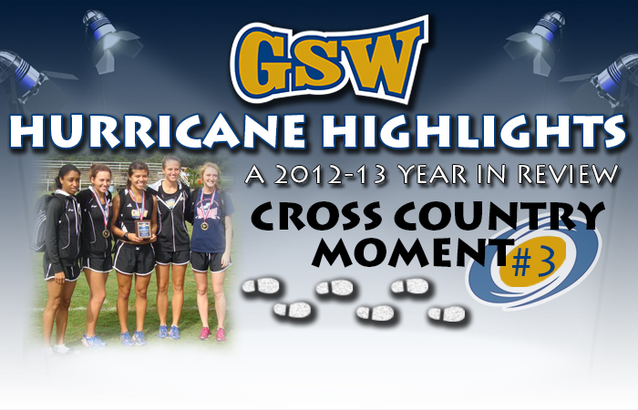 GSW XC's Hurricane Highlight #3: Runner-Up Finish At Remembrance Run