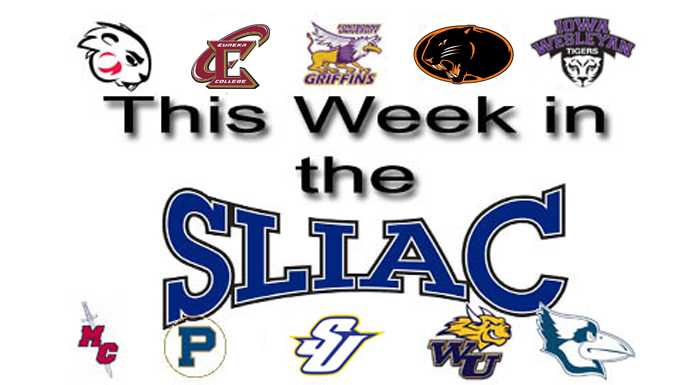 SLIAC Weekly Release - March 8