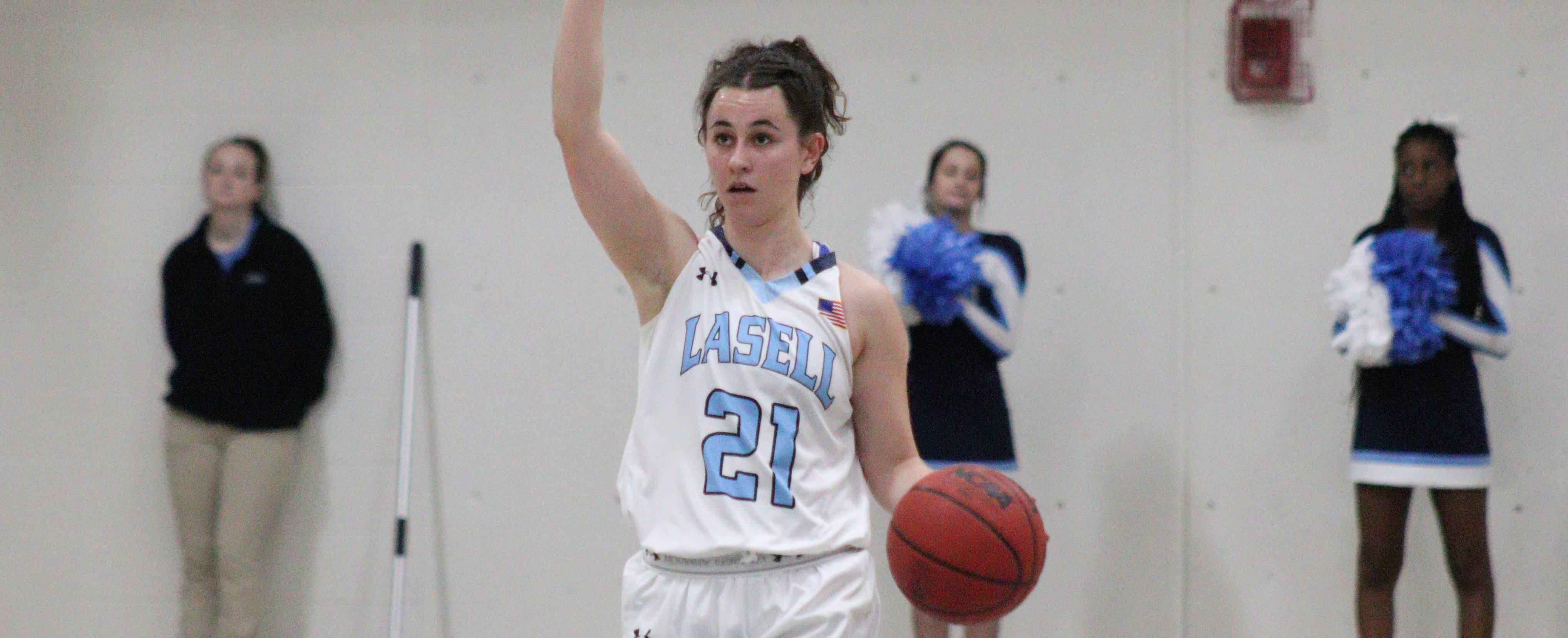 Lasers Drop Non-Conference Game to Lyndon State 57-47
