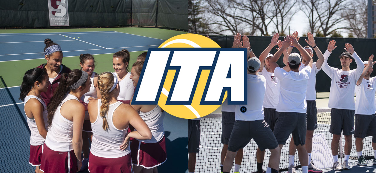 Men's and Women's Tennis Receive ITA All-Academic Team Honors; 13 Tabbed Scholar-Athletes