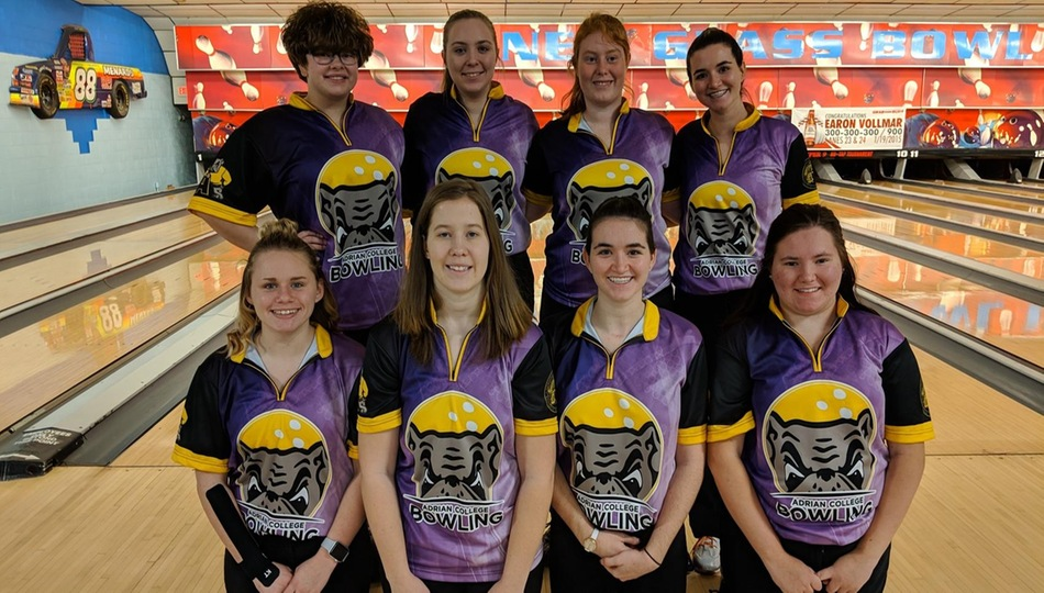 Jordyn Stone Propels Women's Bowling at Toledo Classic to Wrap Up Fall Semester