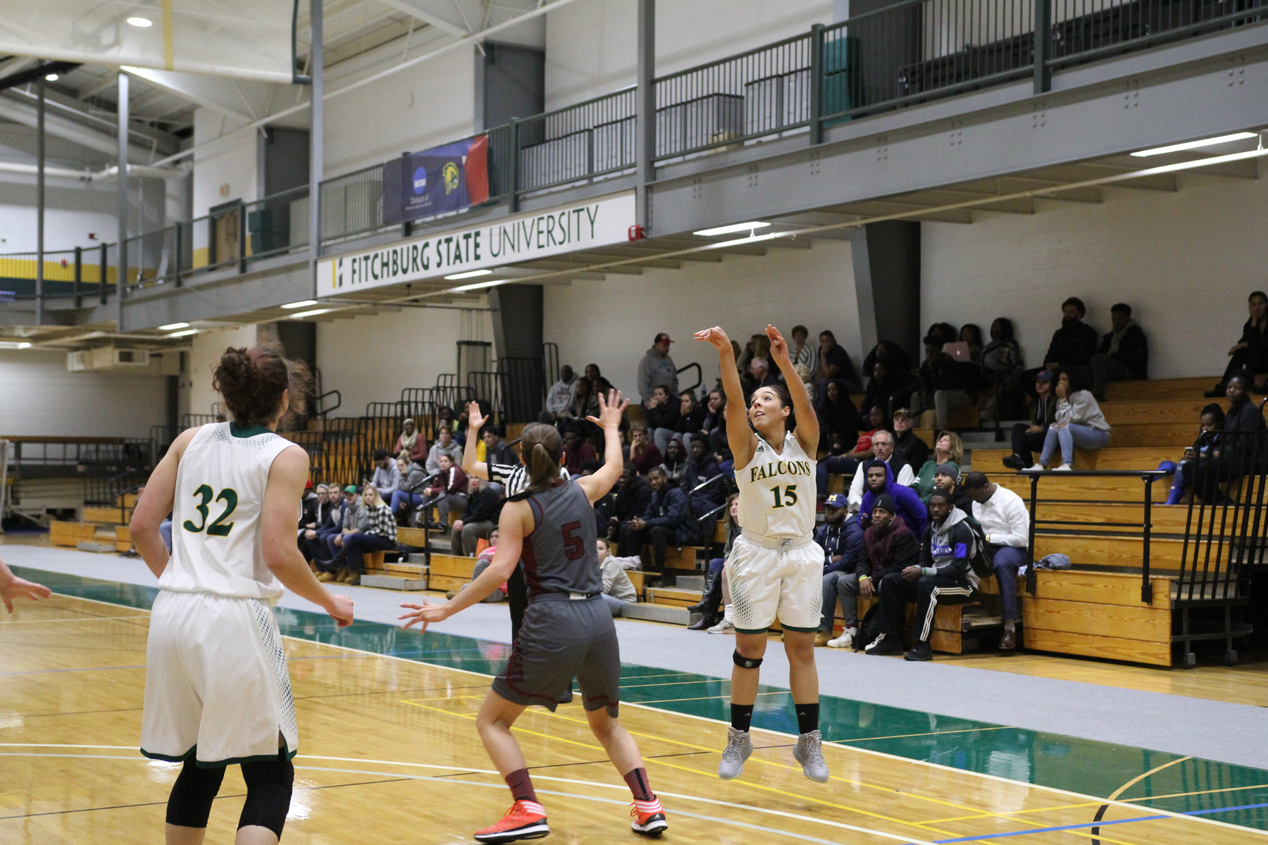 Westfield State Tops Fitchburg State, 108-55