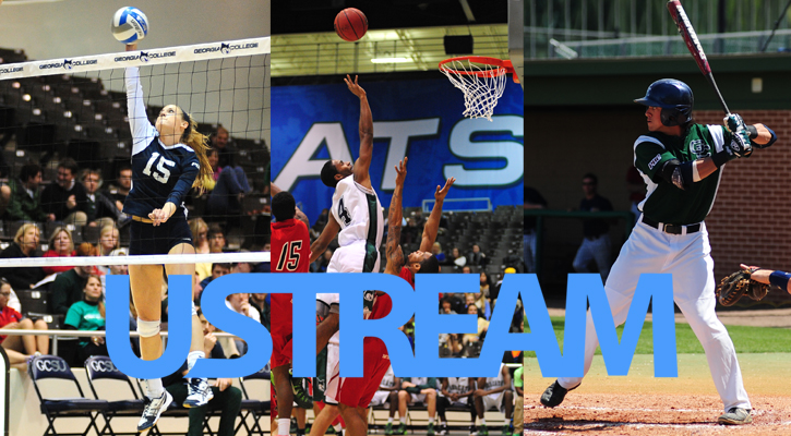 Georgia College To Continue Home Broadcasts Through Ustream