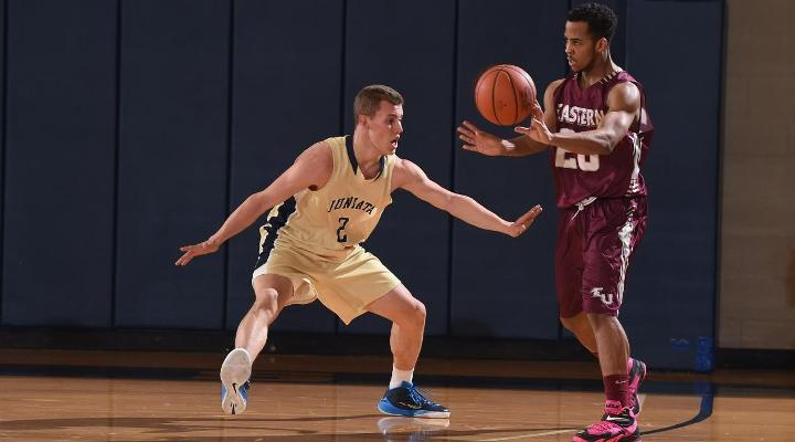 Battle of the Eagles Goes Juniata's Way, 87-54