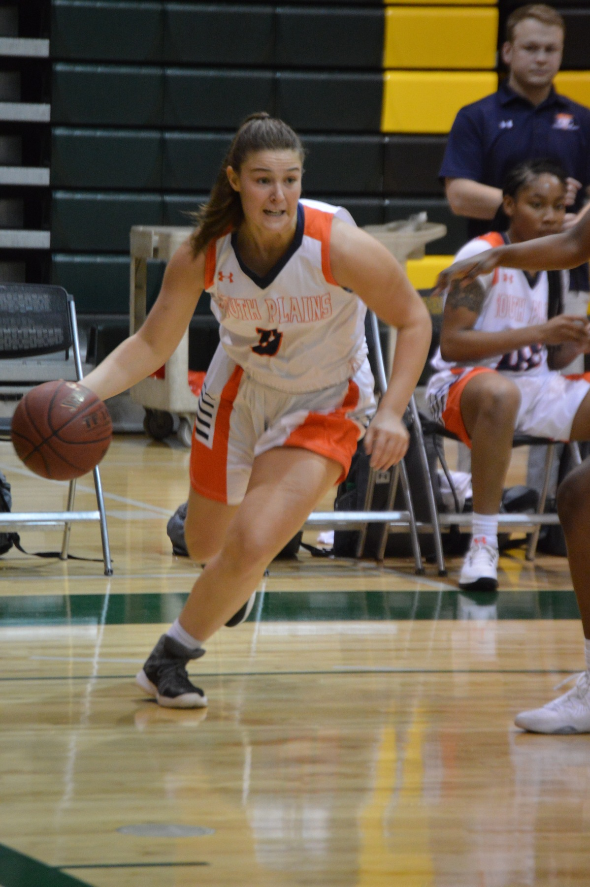 Lady Texans rally to down Scottsdale 75-53 Saturday in Arizona