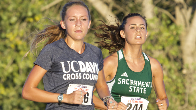 MITCHELL, YOUNGER LEAD CROSS COUNTRY AT AGGIE OPEN