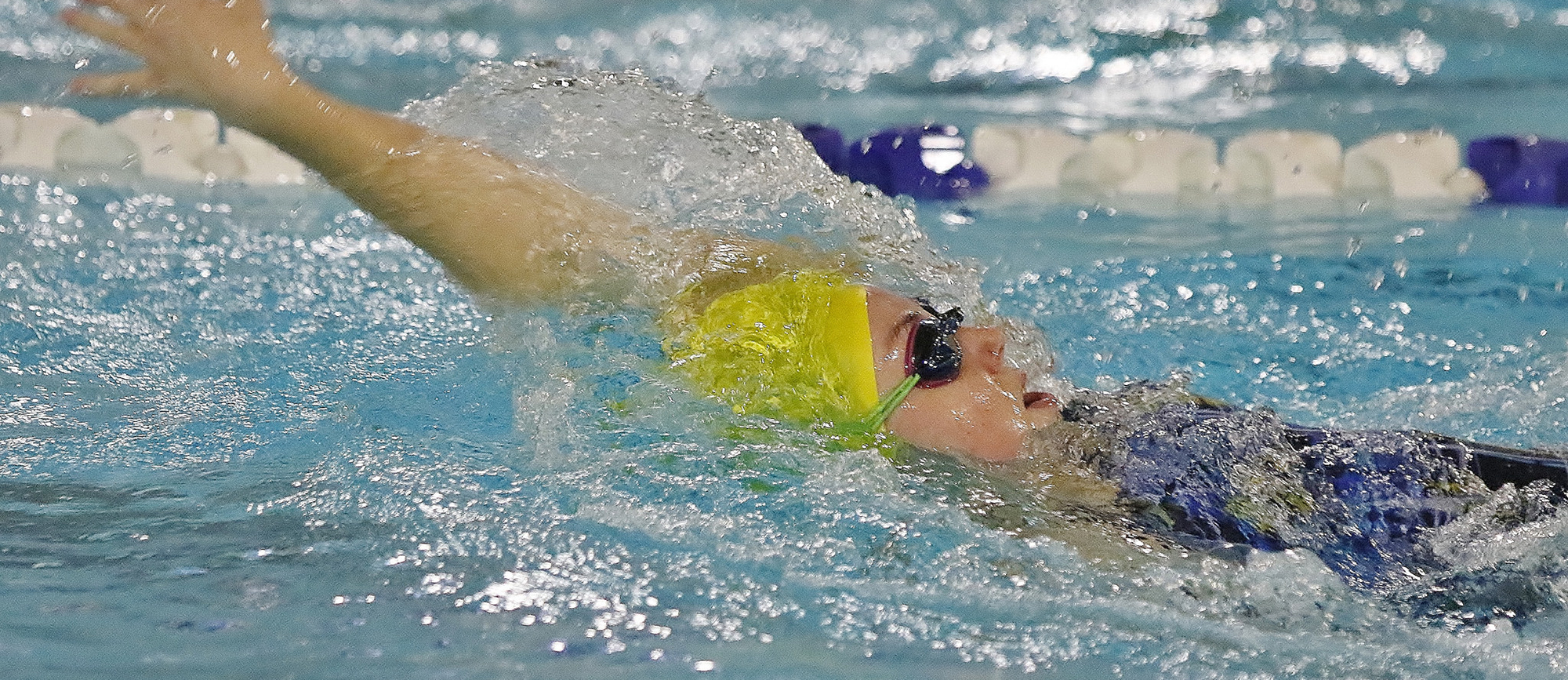 Golden Bears Pick Up First Dual Meet Victory over Gordon, 156-83