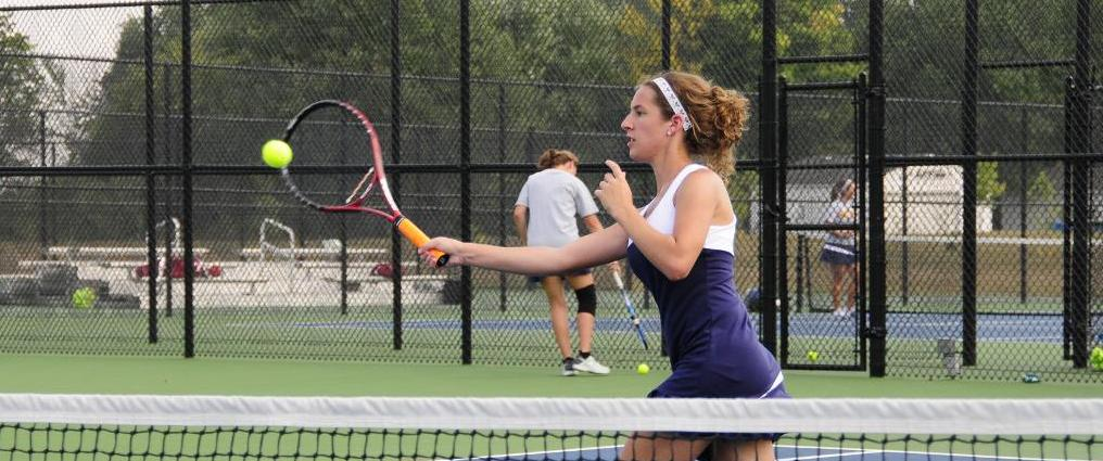 Women's Tennis Loses Hard-Fought Match to Rose-Hulman 5-4