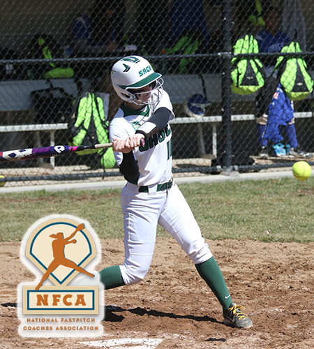 Silk Named NFCA Division III All-Region