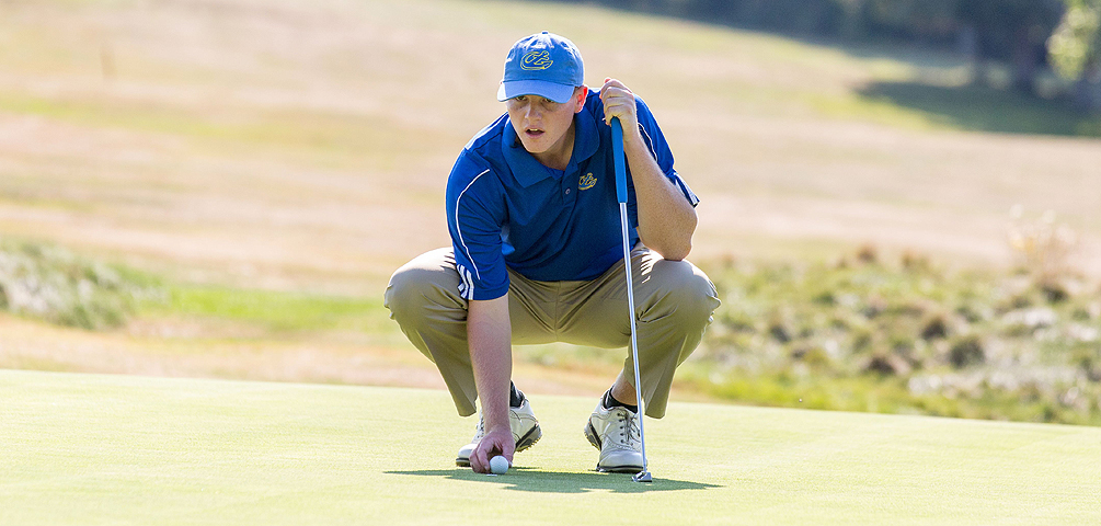 Klopfer Leads Mariners at UNE Invitational