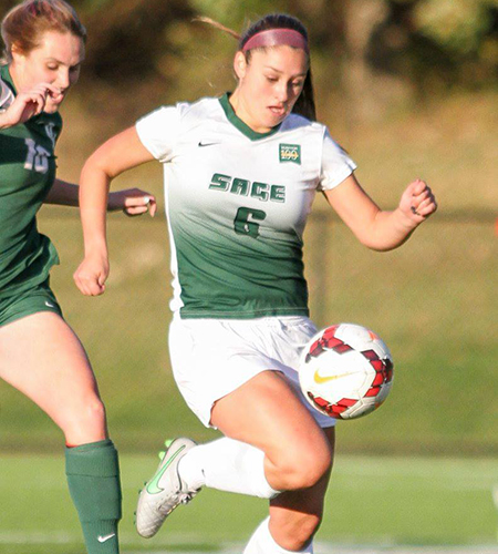 Sage Tops Sarah Lawrence in Overtime