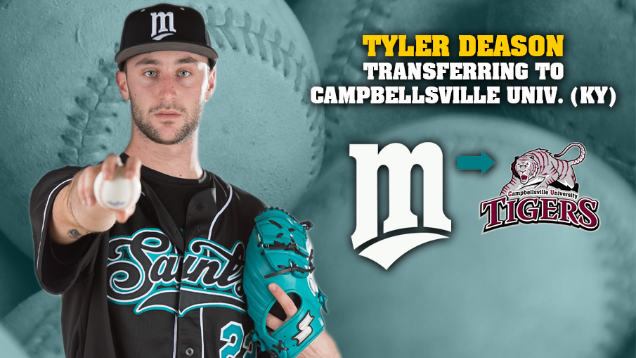 Tyler Deason transferring to Campbellsville University.