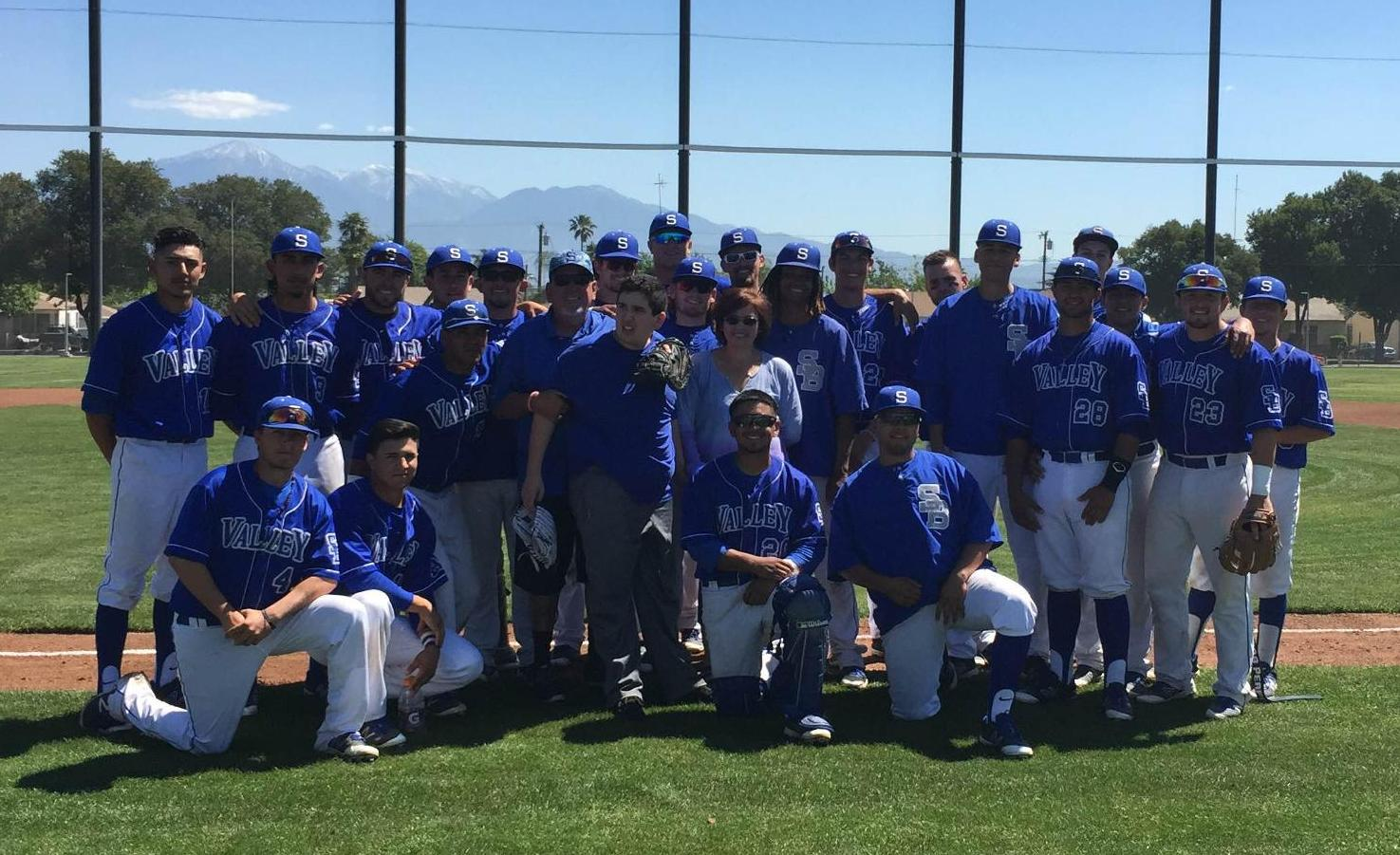 SBVC Baseball has a hard time corralling the Roadrunners, 3-2