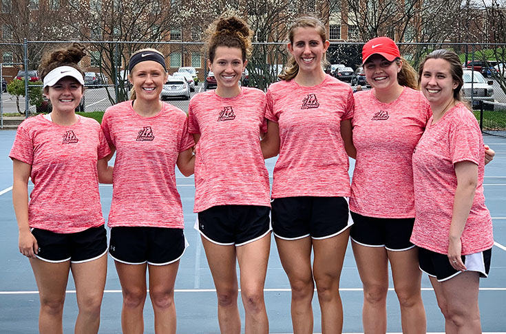 Women's Tennis: LC earns ITA All-Academic award; five individuals named ITA Scholar-Athletes